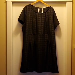 Penningtons - Black lovely Dress - 3X